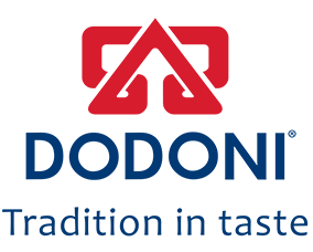 Dodoni logo time honored.png